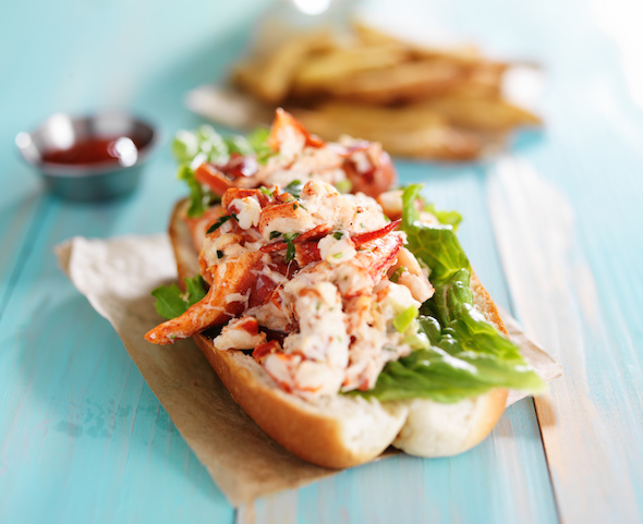 Lobster Roll (PC Fotolia)