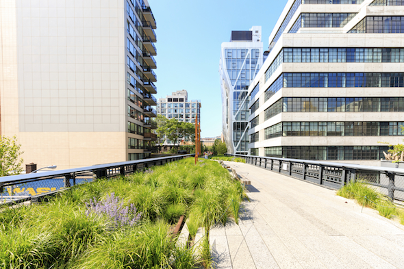 The High Line (PC iStock)