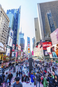 Times Square (PC iStock)